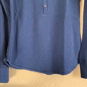 Abercrombie & Fitch Tops - Waffle Henley